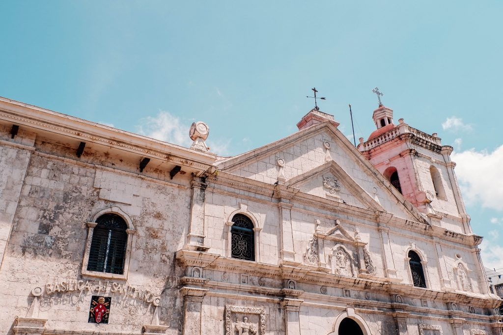 Kirche Santo Nino in Cebu City