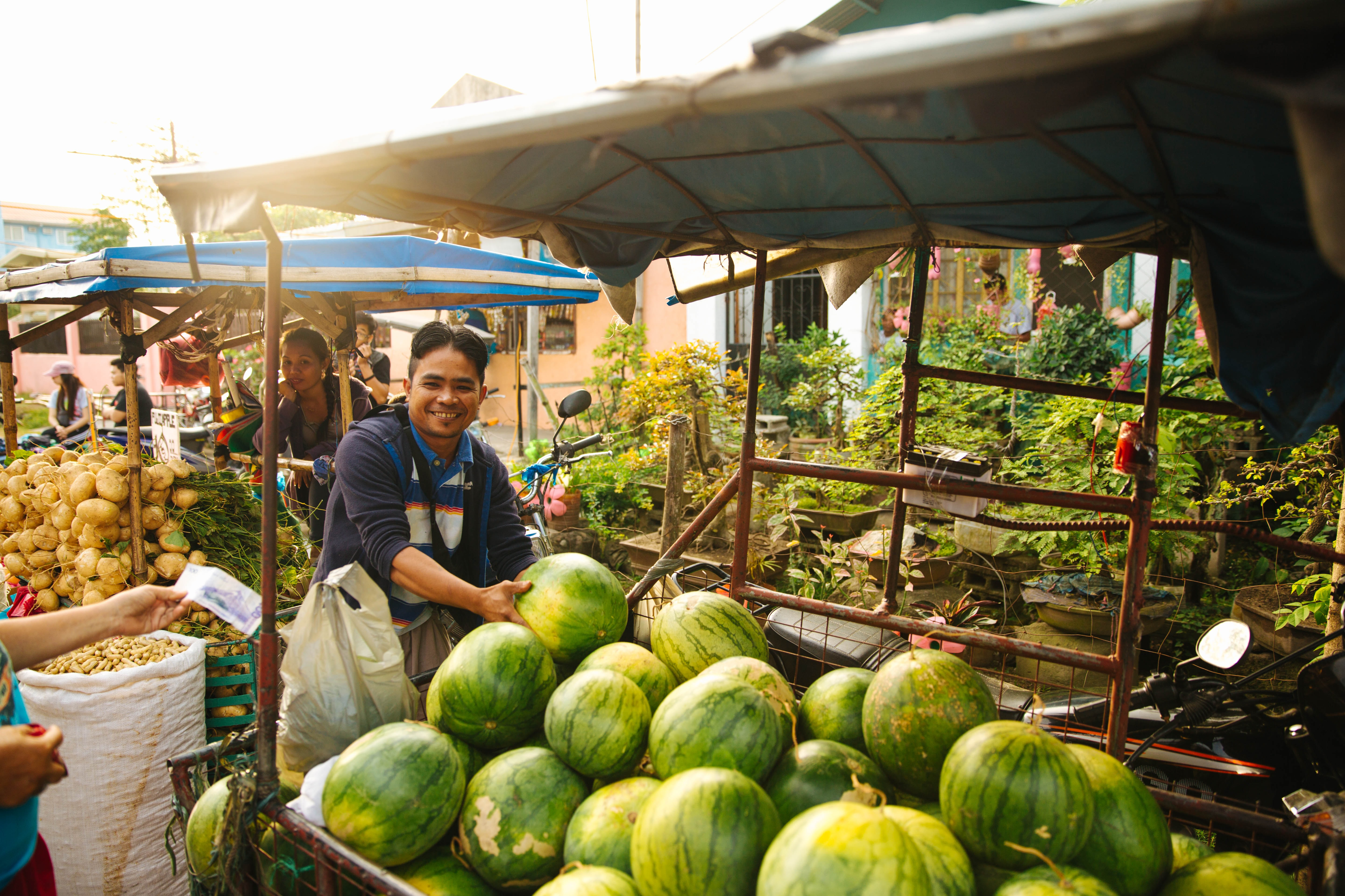 fresh fruits-support locals in philippines-